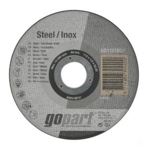 Flat Cutting disc 115x1.0mm